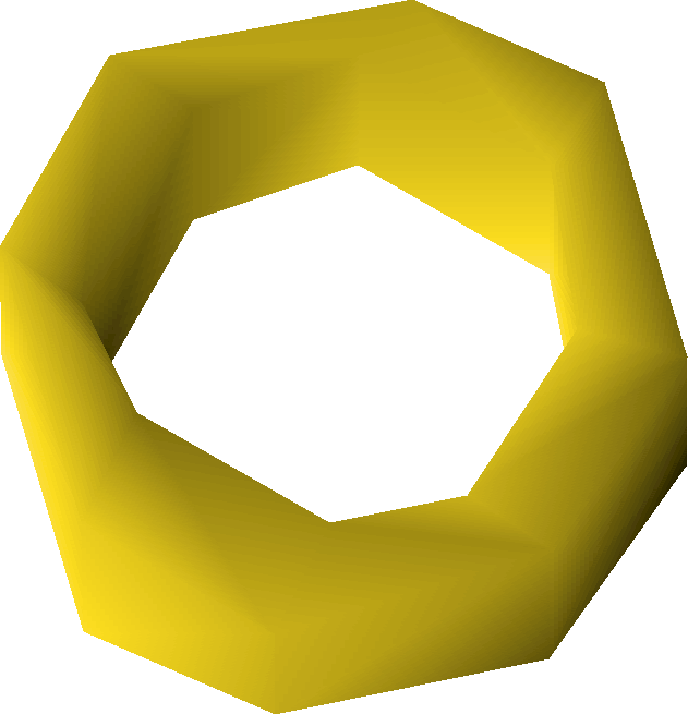 Gold ring | Old School RuneScape Wiki | FANDOM powered by Wikia