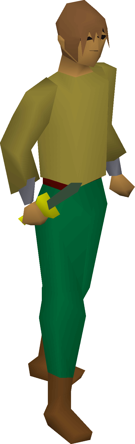 File:Adamant dagger equipped.png