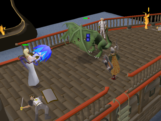 File:Dragon Slayer II - Oneiromancer and Sir Tiffy.png