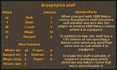 The Moss Giant Boss- Bryophyta (3)