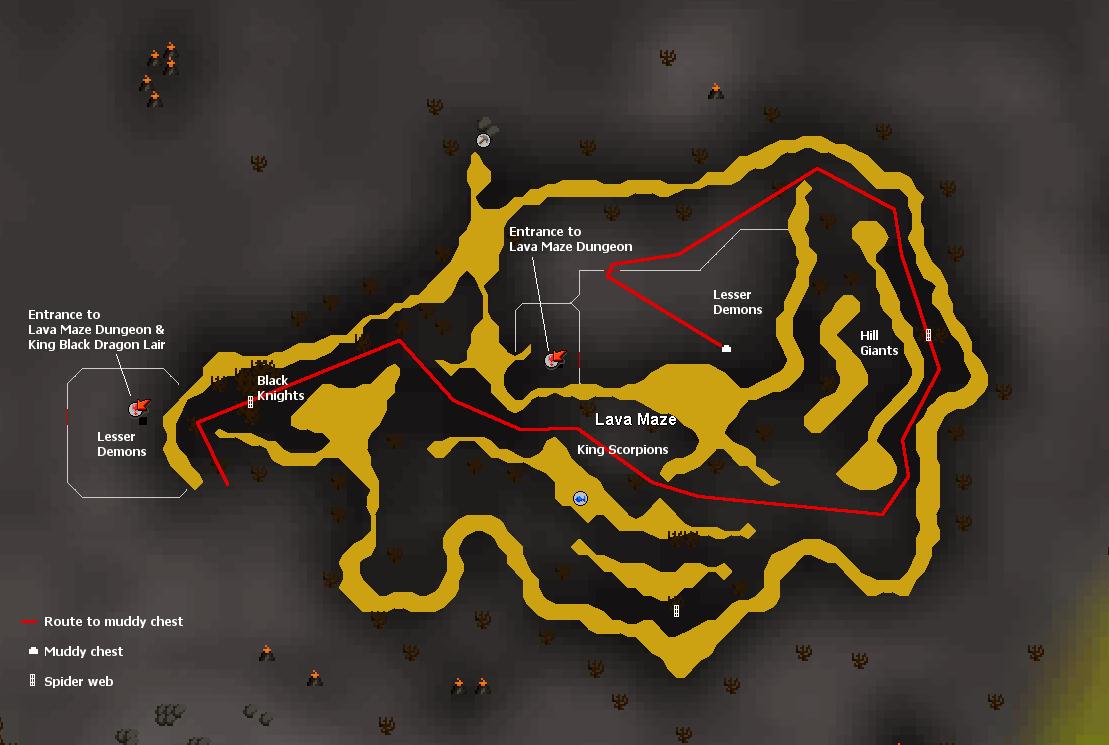 Lava Maze Old School Runescape Wiki Fandom Powered By Wikia