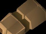 Splitbark legs