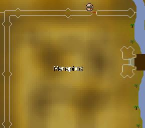 Menaphos map