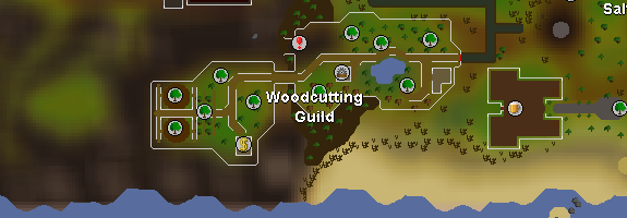 The Woodcutting Guild (1)