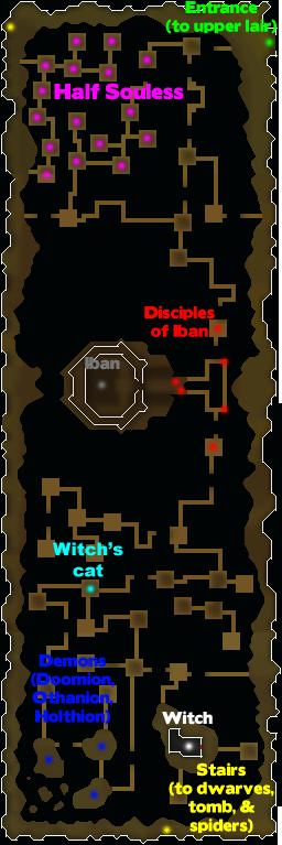 Underground Pass Dungeon Old School Runescape Wiki Fandom
