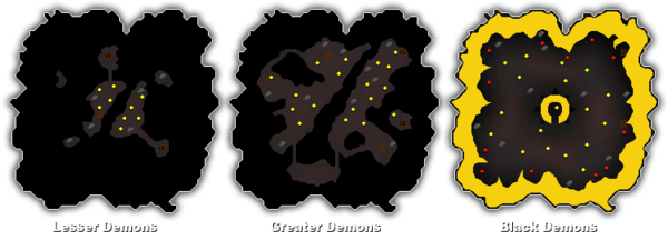 Diverse Dungeons (3)