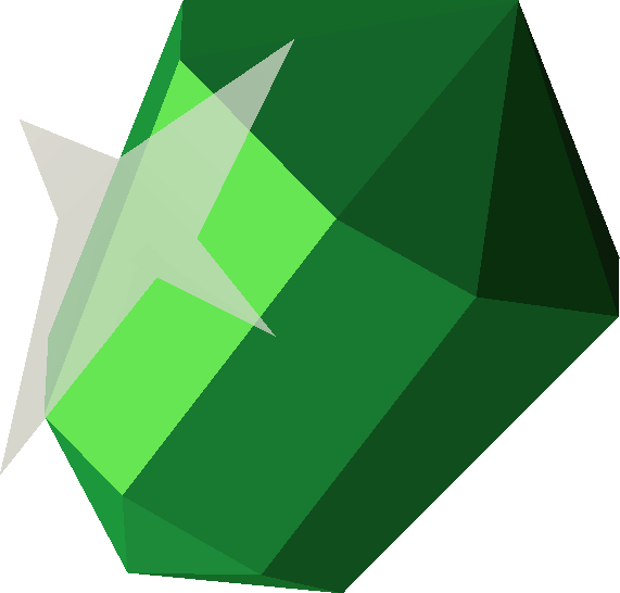 Emerald   Old School RuneScape Wiki   FANDOM powered by Wikia