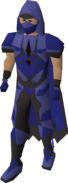 Graceful outfit (Agility Arena) equipped