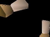 Splitbark gauntlets