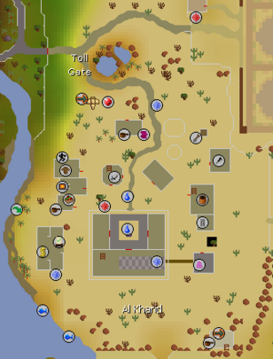 Osrs Lumbridge Ring