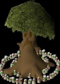 Spiritual Fairy Tree