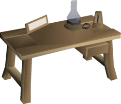 Crafting table 2 built