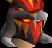 Magma helm chathead