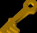 Dusty key