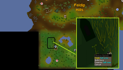 Feldip Hunter area Eagle