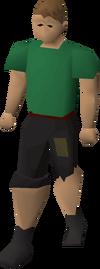 Ragged shorts