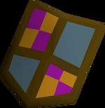 Rune shield (h3) detail