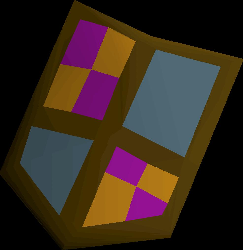 Rune Shield H3 Old School Runescape Wiki Fandom Powered By Wikia