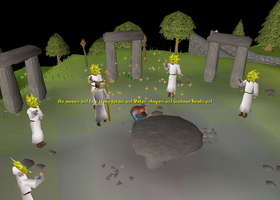 2016 Midsummer event ritual