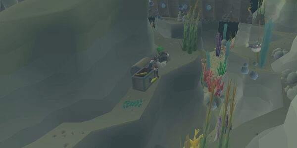 Dev Blog- Fossil Island (Underwater and Mushroom Forest) (4)