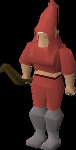 Gnome traveller (female)