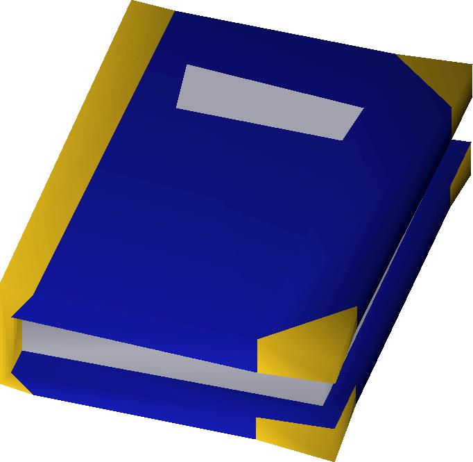 Holy book   Old School RuneScape Wiki   FANDOM powered by Wikia
