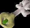 Ancient key detail