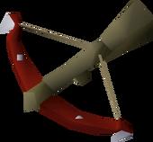 Dragon crossbow detail