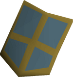 Bandos kiteshield detail
