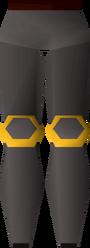 Iron platelegs (g) detail
