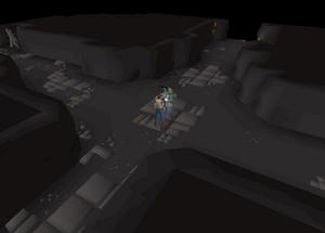 Key Master dungeon