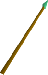 Steel spear(kp) detail