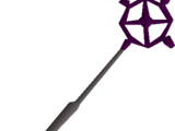 Ancient staff