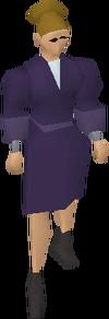 Grand Exchange clerk