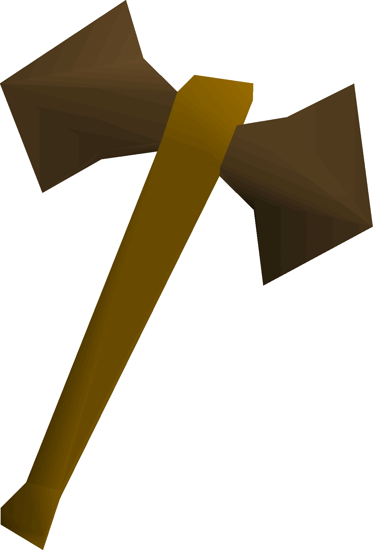 Bronze battleaxe | Old School RuneScape Wiki | FANDOM