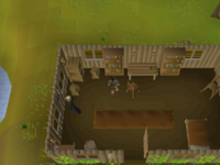 Cryptic clue - search bookcase lumbridge swamp