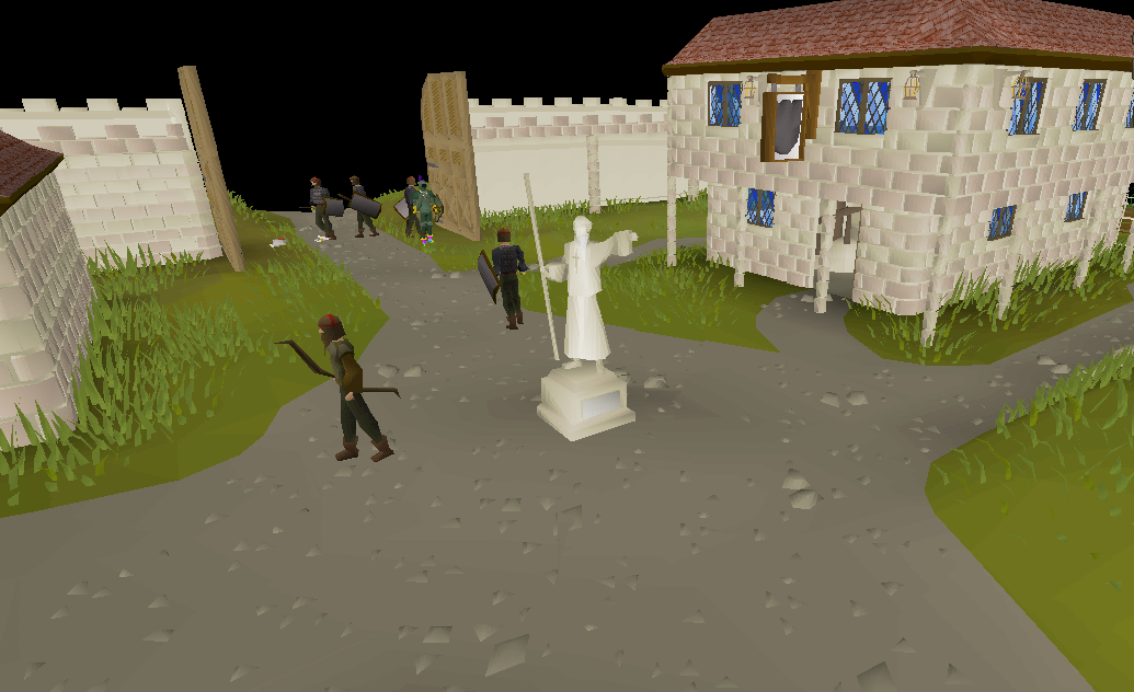 how to get to west ardougne osrs