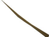 Teasing stick