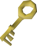 Ancestral key detail