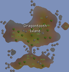 Dragontooth Island (music track) map