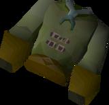 Farmer's jacket detail