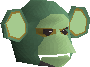 Monkey Zombie chathead