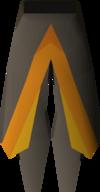 Pyromancer robe detail