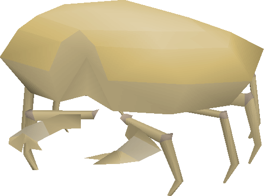 Sand Crab Old School Runescape Wiki Fandom Powered By Wikia