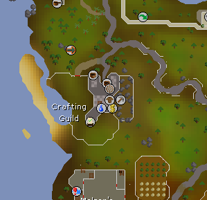 Crafting guild old school runescape wiki fandom powered by wikia crafting guild freerunsca Choice Image