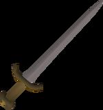 Fremennik blade detail