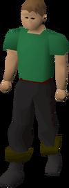 Turn-ups (male)