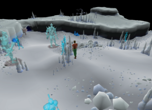 Asgarnian Ice Dungeon