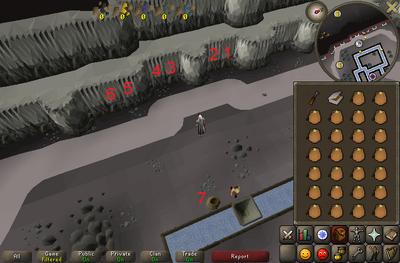Blast mining strategy 2