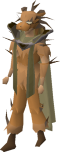 Hunting expert